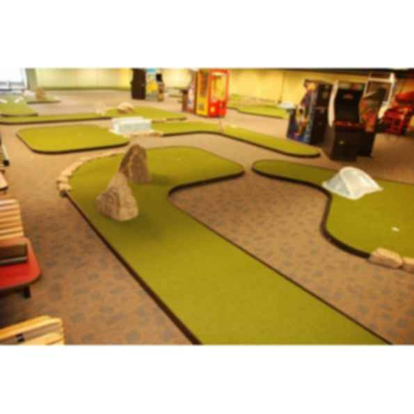 AnyWhereLinks Pre-fabricated Miniature Golf Course