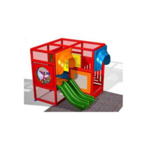 SC-T2 Soft Contained Indoor Playground