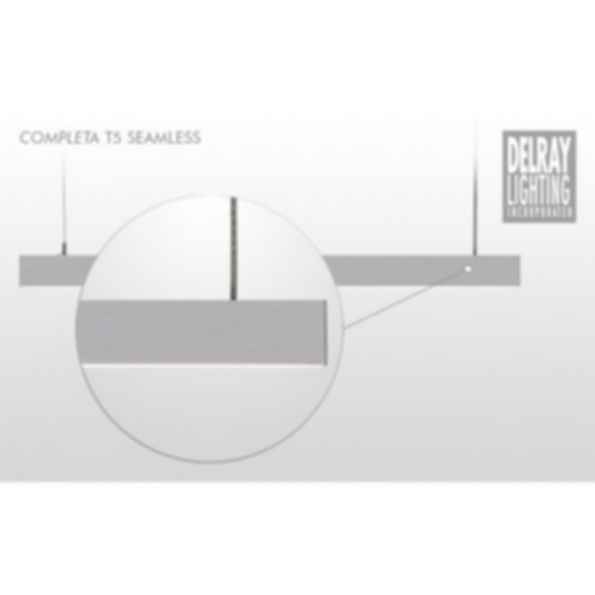 Completa T5 Seamless by Delray Lighting
