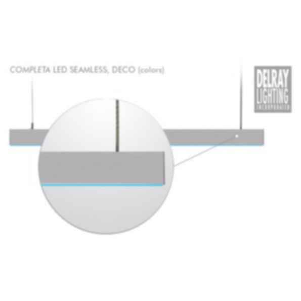 Completa LED Seamless, Deco by Delray Lighting
