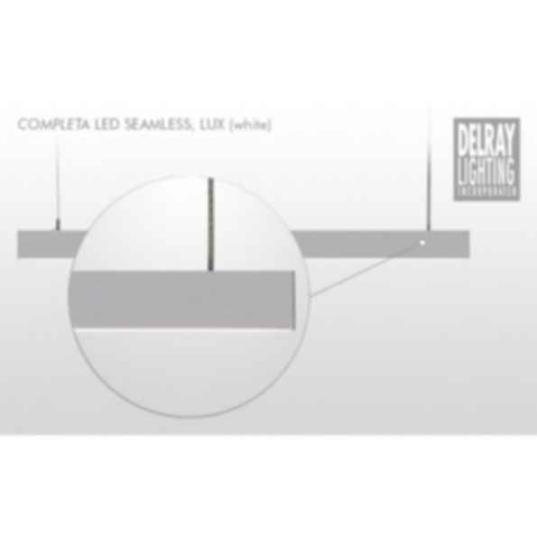 Completa LED Seamless, Lux by Delray Lighting