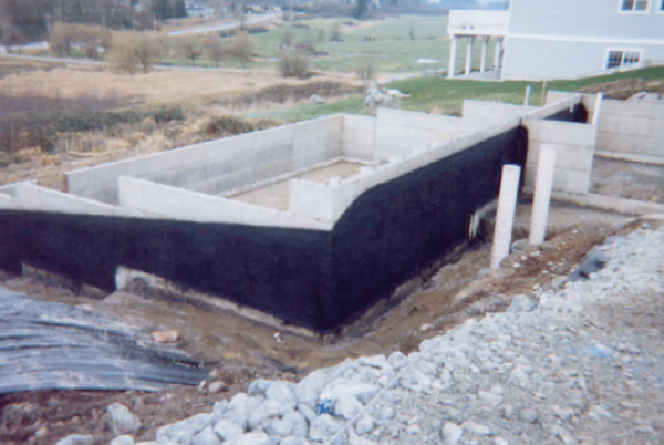 Waterproofing Membrane For Protection : Ecobase water protection membrane modlar