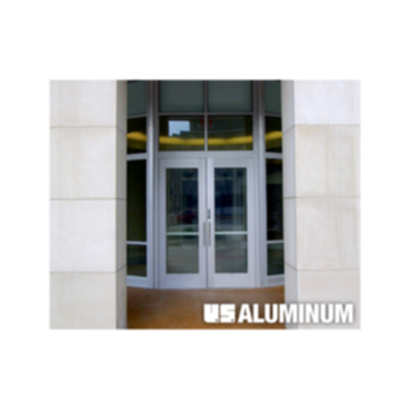 CRL-U.S. Aluminum Series 250, 400, & 550 Entrance Doors