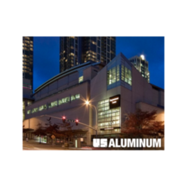 CRL-U.S. Aluminum Series 2200 Curtain Wall System
