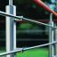 CRL Stainless Steel Modular Crossbar Infill System