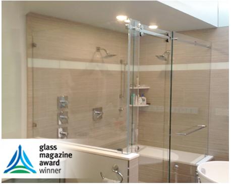 ... Shower Door Cr Laurence Shower Door : CRL Deluxe Serenity Series Sliding  Shower Door System ...