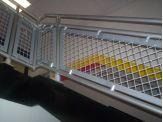 Aluminum Woven Wire Mesh Infill Panels