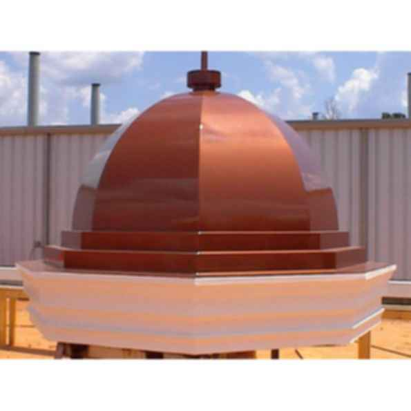 Fiberglass Domes