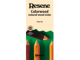 Colorwood interior wood stains range