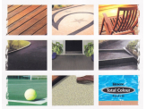 Decks/driveways range