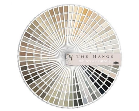 The Range whites & neutrals (2005)