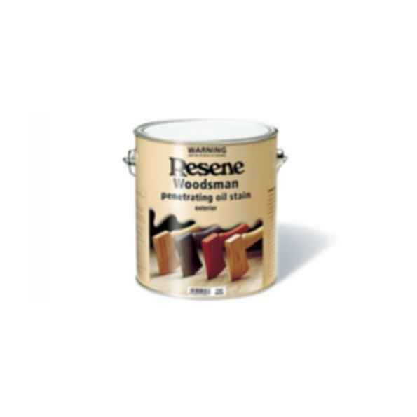 Woodsman exterior wood stains range