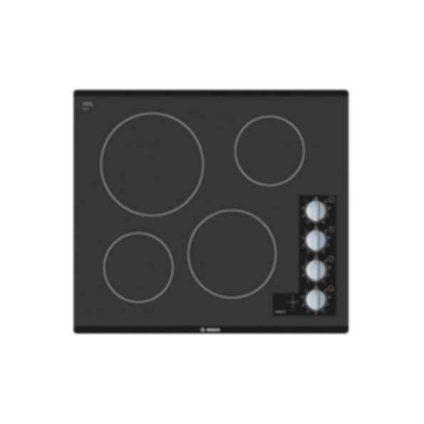Black Electric Cooktop 500 Series NEM5466UC